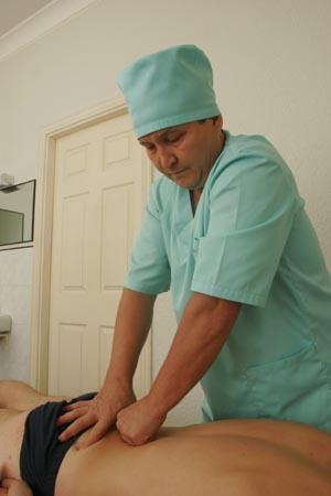 разгрузка межпозвоночной грыжи при лечении