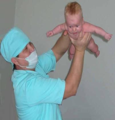 Лечение дисплазии ТБС у детей (Ребенку ни к чему стремена), доктор Игнатьев Г